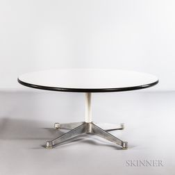 Eames Aluminum Group for Herman Miller Coffee Table