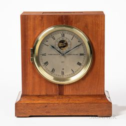 Thomas Mercer HCH4 Electric Wind Scientific Chronometer Master Shelf Clock