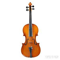 German Violin, Markneukirchen, 1923