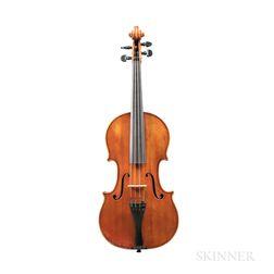Italian Violin, Giuseppe Lucci, Rome, 1959