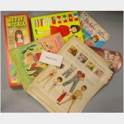 Large Lot of Betsy McCall Items