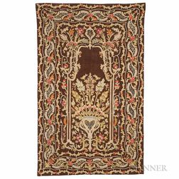 Ottoman Felt Prayer Rug
