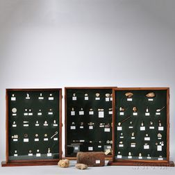 Collection of Civil War Bullets