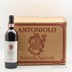 Antoniolo Osso San Grotto Gattinara 2006, 10 bottles