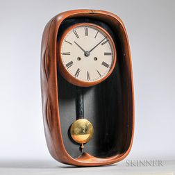 Ernest White Wall Clock
