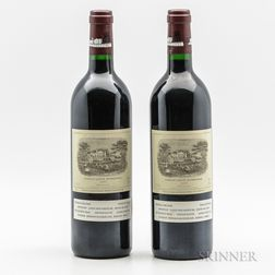 Chateau Lafite Rothschild 1995, 2 bottles