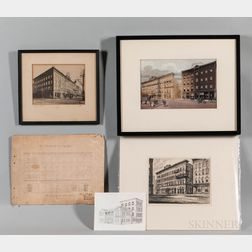 Five Architectural Images of the Gurley Factory