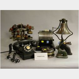 Group of Vintage Office Equipment