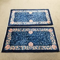 Pair of Chinese Woven Mats