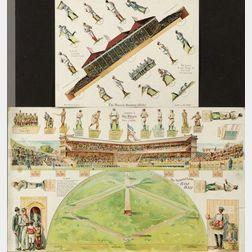 """The National Game of Baseball"", 1896 Championship"