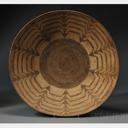 Large Pima Basketry Tray