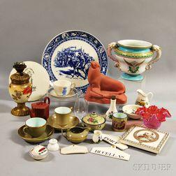 Approximately Twenty-six Assorted Wedgwood Items