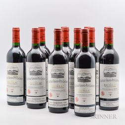 Chateau Grand Puy Lacoste 1995, 12 bottles