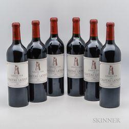 Chateau Latour 2003, 6 bottles