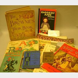 Twenty-two Assorted Books