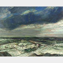 Peter Coker (British, b. 1926)  Near Durnes