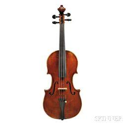 Italian Violin, Ascribed to Anselmo Curletto, c. 1930