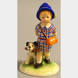 Kathe Kruse Goebel Porcelain Figural