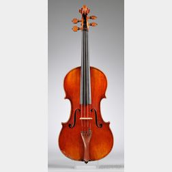 Italian Violin, Camillo Mandelli for , c. 1930