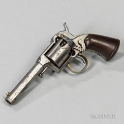 Remington-Beals 4th Model Pocket Revolver