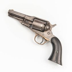 Remington New Model Police Factory Conversion Revolver