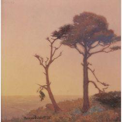 Ferdinand Burgdorff  (American, 1881-1975)      Sunset