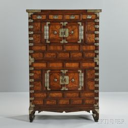 Two-unit Stacked Chest, Icheung-jang