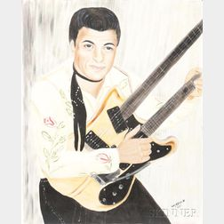 Portrait of Gino King