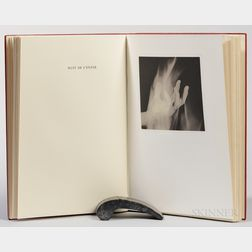 Rimbaud, Arthur (1854-1891) A Season in Hell  , Illustrated with Photogravures by Robert Mapplethorpe.