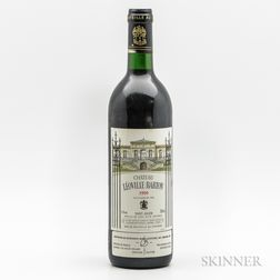Chateau Leoville Barton 1990, 1 bottle