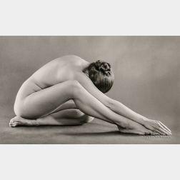 Ruth Bernhard (American, 1905-2006)      Spanish Dancer