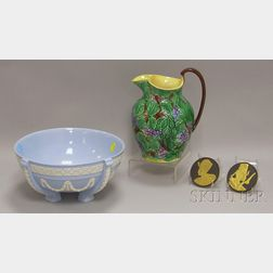 Four Wedgwood Items