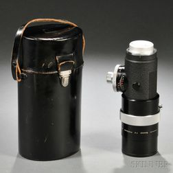 """Carl Zeiss """"Olympia"""" Lens"""