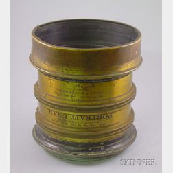 Three Brass-bound Lenses
