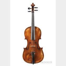 American Violin, Asa Warren White, Boston, 1871