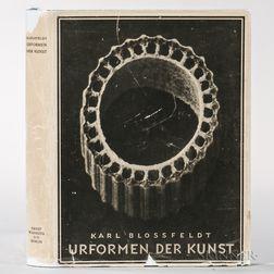 Blossfeldt, Karl (1865-1932) Urformen der Kunst.
