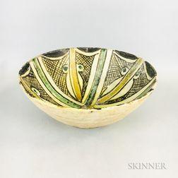 Samanid-style Bowl