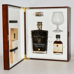 James Thomson & Brother Final Reserve Set, 3 750ml bottles 3 100ml bottles (pc)