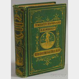 Verne, Jules (1828-1905) Twenty-Thousand Leagues Under the Sea