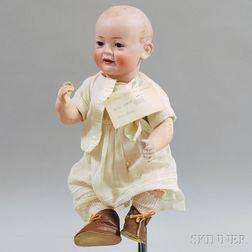 Kley & Hahn 525 Bisque Head Character Baby