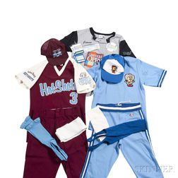 Little Jimmy Dickens,     Two Charity Softball Uniforms