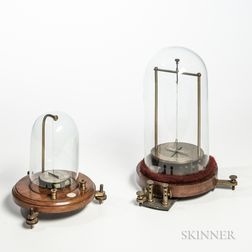 Two Improved Galvanometers