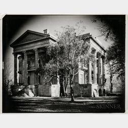 Walker Evans (American, 1903-1975)       Belle Grove Plantation, Louisiana