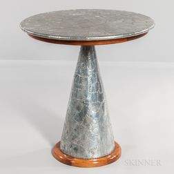 "Tommy Simpson ""Bits and Pieces"" Side Table"