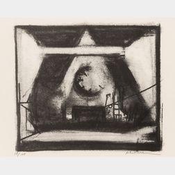Robert Wilson (American, b. 1941)      Untitled (Interior)