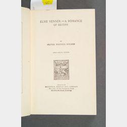 Holmes, Oliver Wendell (1809-1894), Signed Copy