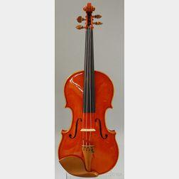 Contemporary Chinese Violin, Baokang Xian, 1999