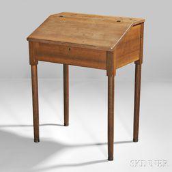 Shaker Walnut and Cherry Desk