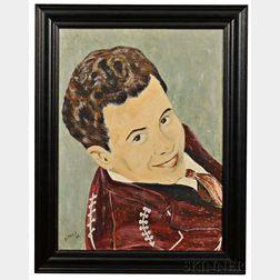Portrait of Little Jimmy Dickens