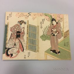 Woodblock Print Album